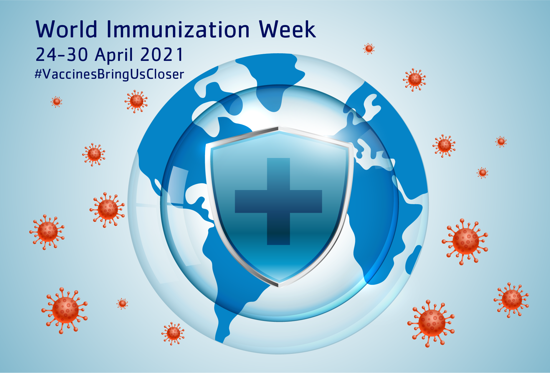 Immunizing not only for viral disease prevention but also cancer recurrence prevention